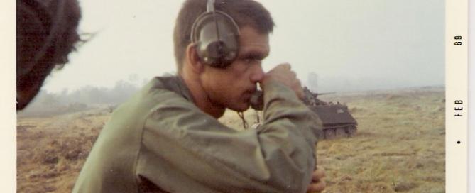Captain David R. Crocker, Jr 1969