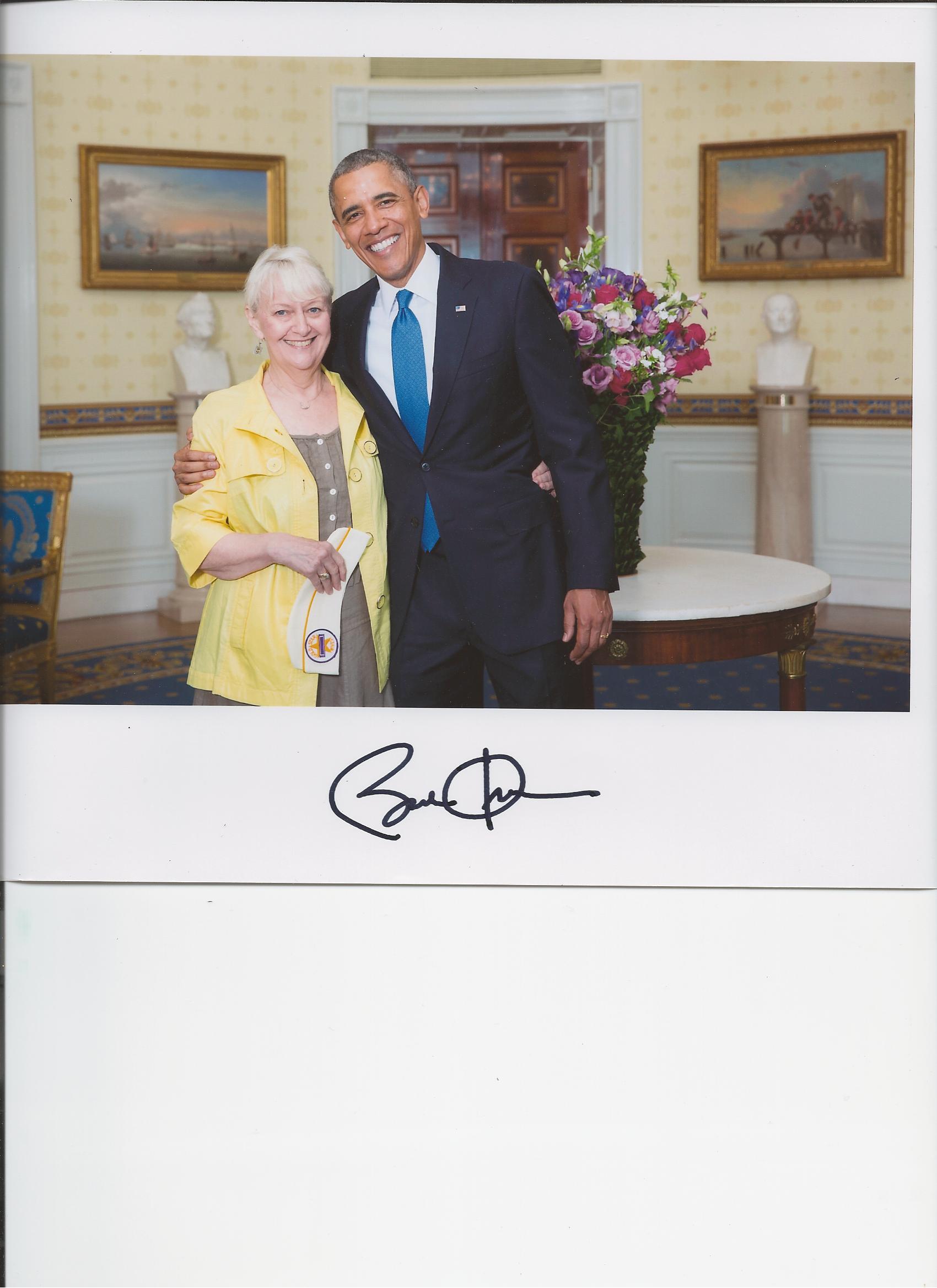 Ruth & President