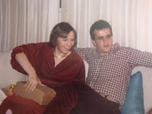 Ruth and Sam, 1986