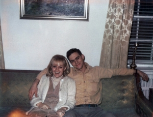 Ruth & Dave Crocker, 1968